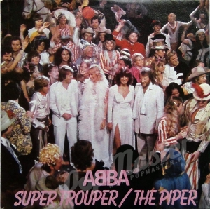 Abba Super Trouper / The Piper  S EPC 9089