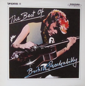 The Best Of The British Rockabilly SX-T 20   Vinyl  唱片