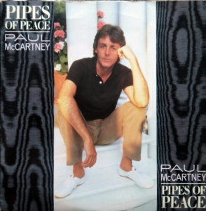 Paul McCartney ‎– Pipes Of Peace Parlophone ‎– R 6064