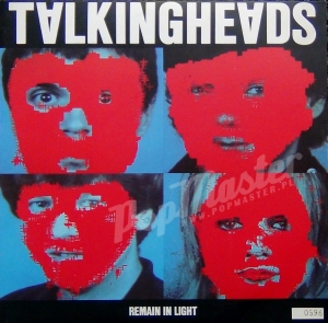 Talking Heads Remain In Light  The Collector's Edition Limited edit. No 0596 Promo Copy Very Heavy Vinyl 7599-26095-1 This copy is numbered 0596
