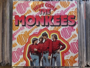 The Monkees Here Come The Monkees ,Reader's Digest ‎– RDS 10063  Vinyl, LP