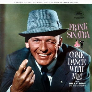 Frank Sinatra ‎– Come Dance With Me! Capitol Records ‎– SLCT 6179