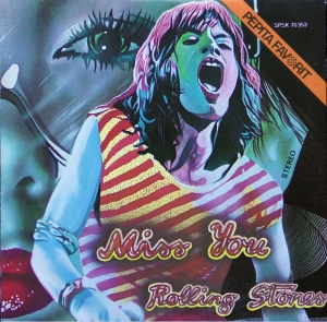 Rolling Stones ‎– Miss You Label: Pepita ‎– SPSK 70353