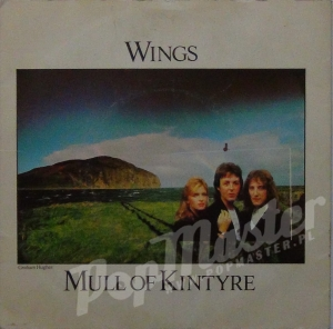 Wings  Mull Of Kintyre  R6018