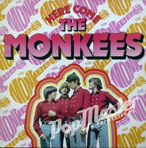 The Monkees  Here Come The Monkees  Reader's Digest ‎– RDS 10063