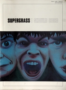 SUPERGRASS I SHOULD COCO  SONGBOOK VOCAL/GUITAR