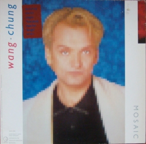 Wang Chung ‎– Mosaic 924 115-1 Synth-pop Winyle