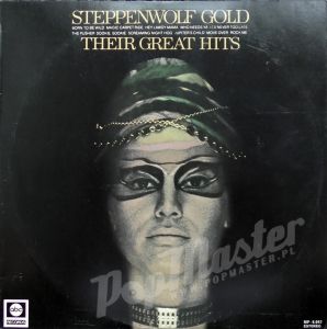 Steppenwolf Gold Their Greatest Hits MP-6047 Portugal press. Rock na Winylach