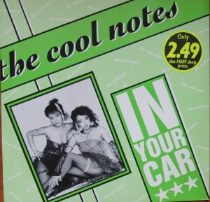 "The Cool Notes ‎– In Your Car 12"" Electronic, Funk / Soul  Winyle"