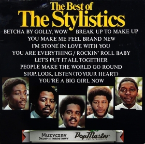 The Stylistics The Best Of The Stylistics  9109 003 DE LUXE
