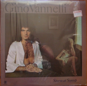Gino Vannelli ‎– Storm At Sunup AMLH 64533  Jazz Rock    Winyle