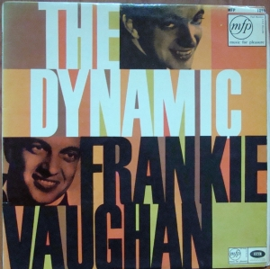 Frankie Vaughan ‎– The Dynamic Frankie Vaughan MFP 1016 Pop,Easy Listening