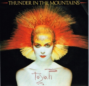 TOYAH THUNDER IN THE MOUNTAINS  Płyty Winylowe, SAFE 38