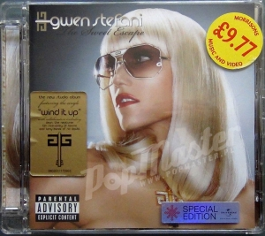 Gwen Stefani The Sweet Escape Special Edition 2 Bonus Tracks 0060251713903