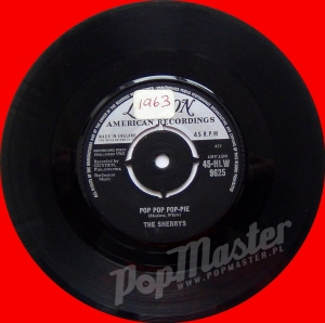 The Sherrys  Pop Pop Pop-Pie  45-LWH 9625