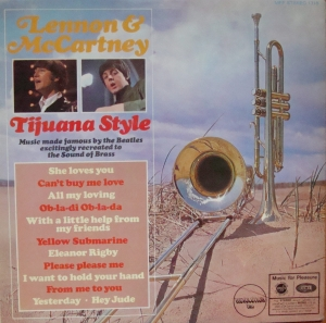 The Torero Band ‎– Lennon & McCartney Tijuana Style   MFP 1318  Vinyl