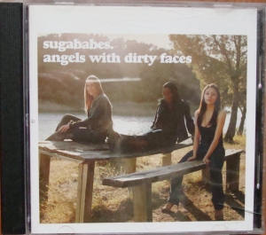 Sugababes ‎– Angels With Dirty Faces CIDZ8122 Pop , Synth-pop Płyty CD