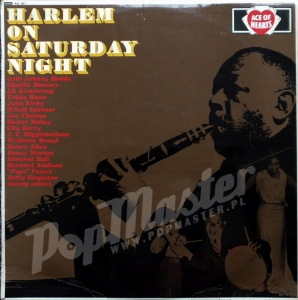 Harlem On Saturday Night MONO AH 161 Jazz Schallplatten