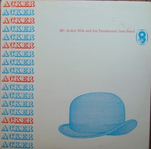 Acker Bilk and his Paramount Jazz Band ACKER  TP 614