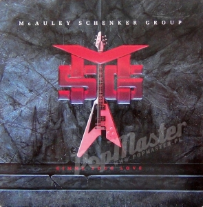 McAuley Schenker Group Gimme Your Love  EM 30