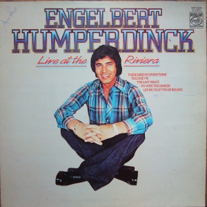 Engelbert Humperdinck ‎– Live At The Riviera  MFP 50344