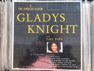 Gladys Knight And The Pips ‎– The Singles Album ,Polygram TV ‎– GKTV 1 Vinyl, LP