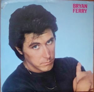 Bryan Ferry ‎– These Foolish Things ILPS 9249 Vinyl