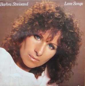 Barbra Streisand Love Songs  CBS 10031 Stereo