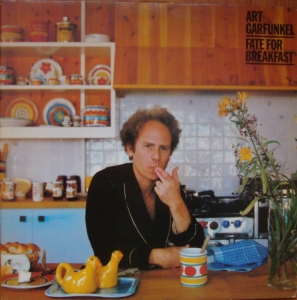 Art Garfunkel ‎– Fate For Breakfast CBS 86082   Winyle Pop Vinyl
