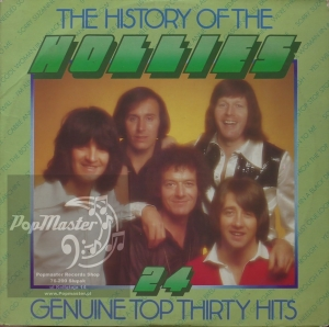 The Hollies  The History Of The Hollies - 24 Genuine Top Thirty Hits EMI ‎– EMSP 650  2 × Vinyl, LP, Compilation