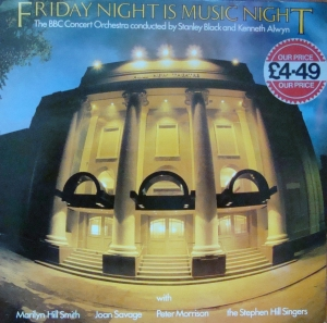 FRIDAY NIGHT IS MUSIC NIGHT   REH 583  Vinyl