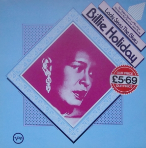 Billie Holiday ‎– Lady Sings The Blues  2317 059  Vinyl