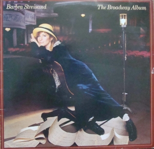 Barbra Streisand ‎– The Broadway Album CBS 86322