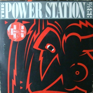 The Power Station-The Power Station 33⅓ EJ 240297  Rock Winyle