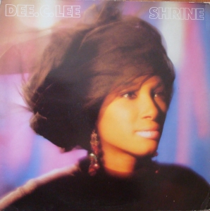 Dee C. Lee ‎– Shrine  CBS 26915 A1 / B1  Promo Copy,   Funk Soul  Vinyl Records