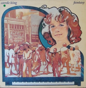 Carole King  Fantasy  Ode Records 77018