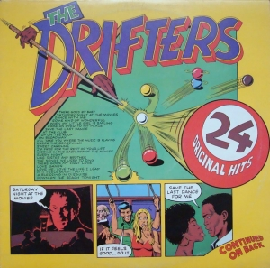 The Drifters - 24 Original Hits  2 x Winyle   K 60106  Stereo