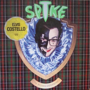 Elvis Costello ‎– Spike  925 848-1,WX 238  Vinyl