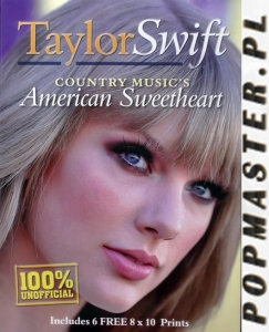 Taylor Swift: Country Music's American Sweetheart, Includes 6 FREE 8x10 Prints (Book and Print Packs) Paperback – January 1, 2012