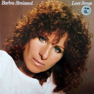 Barbra Streisand ‎– Love Songs CBS ‎– 10031