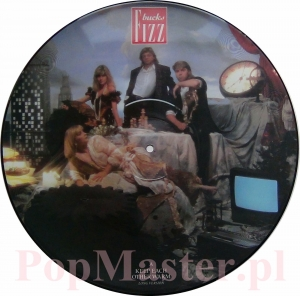 BUCKS FIZZ GIVE A LITTLE LOVE Picture disc POSPP 835