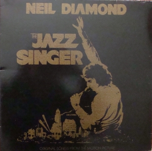 Neil Diamond ‎– The Jazz Singer  EAST 12120 Vinyl