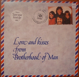 Brotherhood Of Man ‎– Love And Kisses From Brotherhood Of Man NSPL 18490 Vinyl