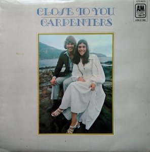 Carpenters ‎– Close To You A&M Records ‎– AMLS 998 Mustard Label