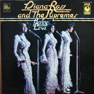 Diana Ross and The Supremes Baby Love  SPR 90001 Stereo