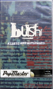 Bush Alleys And Motorways INV 90106 VHS Video Cassette