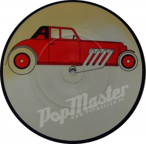 The Cars My Best Friend's Girl b/w Moving In Stereo PICTURE DISC K12301