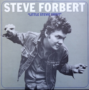 Steve Forbert ‎– Little Stevie Orbit Płyta Winylowa, EPC 84501 Rock