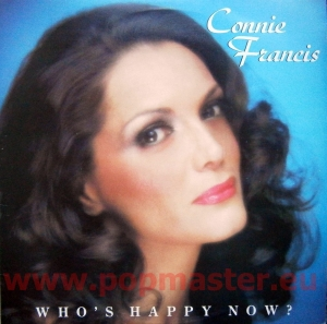 CONNIE FRANCIS  WHO'S HAPPY NOW?  UAS 30182