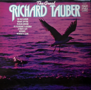 Schallplatten Richard Tauber ‎– The Great Richard Tauber   Music For Pleasure ‎– MFP 50333
